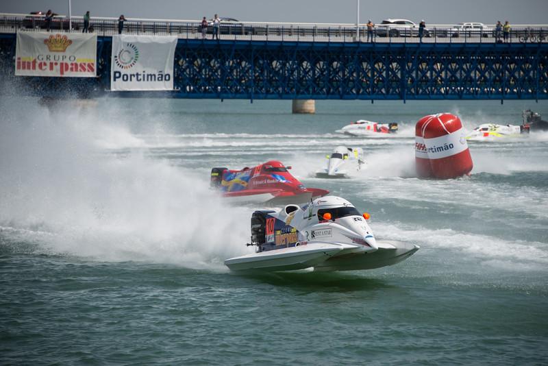 UIM F1 Powerboat race in Portimao