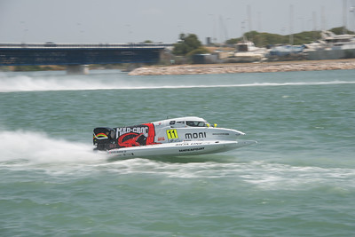 UIM F1 Powerboat race in Portimao