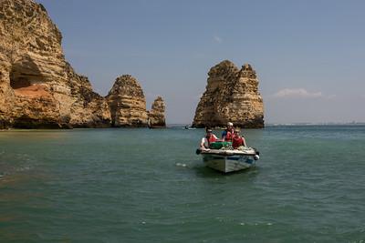Lagos coastline