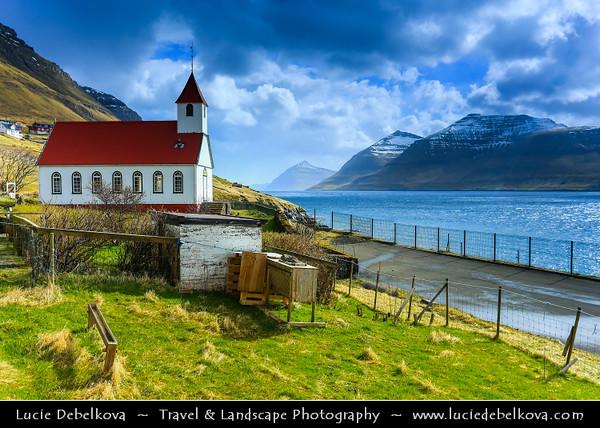 Europe - Faroe Islands - Faroes - Føroyar - Færøerne - Island