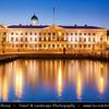 Finland - Helsinki - Helsingfors - The Tuomiokirkko (Lutheran Ca