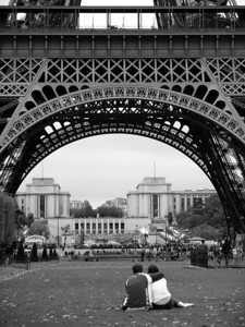 The Lovers , Paris France