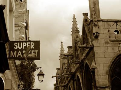 Super Market , Paris France