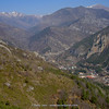 St. Dalmas-de-Tende in the valley