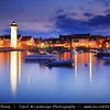 Europe - France - Bretagne - Brittany - Finistere - Roscoff - Attractive seaside town, perched on a peninsula on the north Brittany renowned for its picturesque architecture