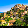 Europe - France - Corsica Island - Corse - Haute-Corse - Corsican North Coast on shores of Mediterranean Sea - Hinterland of Calvi - Mountain villages - Speloncato