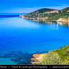 Europe - France - Corsica Island - Island's West Coast on shores