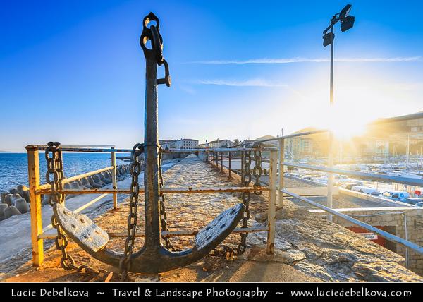 Europe - France - Corsica Island - Corse-du-Sud - West Coast on