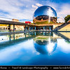 Europe - France - Paris - Capital City on Seine river - Villette