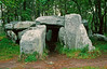 Dolmen as these structures are called have a clear cultural relation to the death cults of Neolithic passage graves.