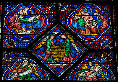 Chartres, France, July, 2012
