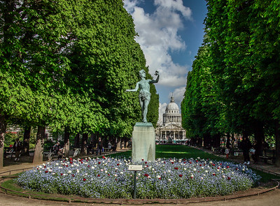 Luxembourg Garden, Paris, France, 2006