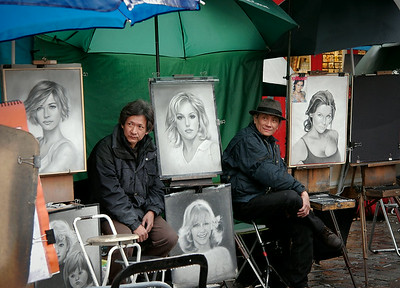 Portrait Artists