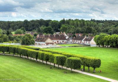 Chambord Loire Valley, France, 2012
