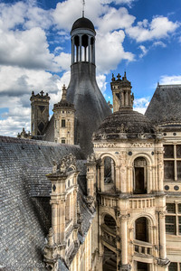 Chambord Loire Valley, France, 2012