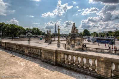Paris, France, July, 2012