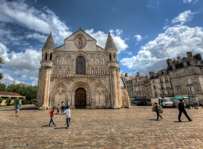 Poitiers, France, 2012