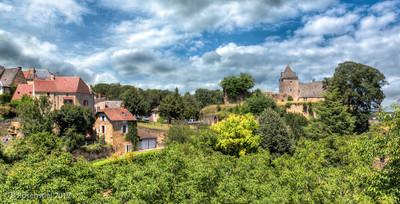 Salignac, France, 2012