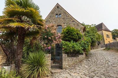 Beynac, France, 2016