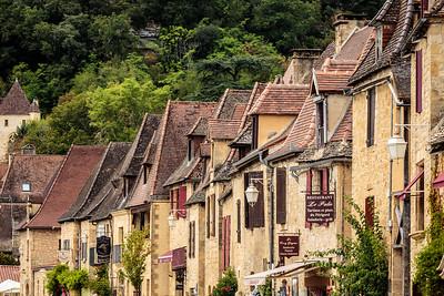 La Roque-Gageac, France, 2016