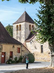 Saint Chamarand, France, 2016