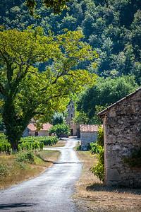 Luzech, Lot Valley, France, 2016