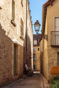 Sarlat, France, 2016