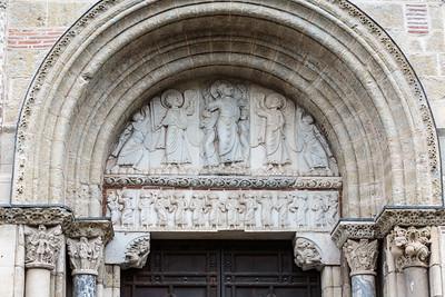 St. Sernin Basilica, Toulouse, France, 2016