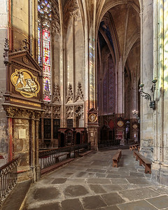 St. Etienne Cathedral, Toulouse, France, 2016