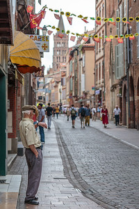 Rue de Taur, Toulouse, France, 2016