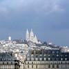 Sacre-Coeur & Montmarte