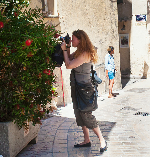 Macro street photography, not my style
