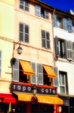 Street Scene #7 - Aix en Provence, France