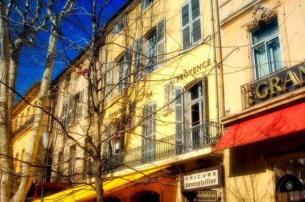 Street Scene #9 - Aix en Provence, France