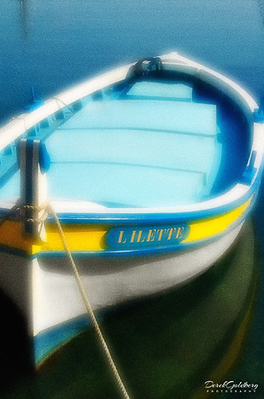 Row Boats #2 - Sanary-Sur-Mer, France