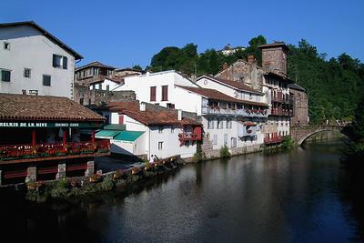 St.Jean Pied de Port - Town Centre