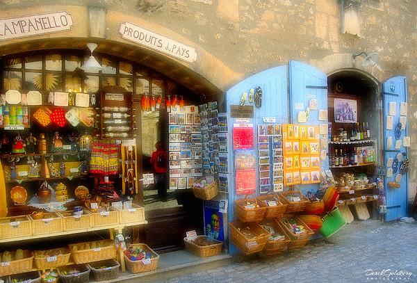 Country Shop - Les Baux-de-Provence, France