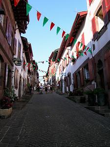 St.Jean Pied de Port - Rue de la Citadelle