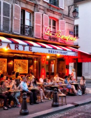 Paris Cafe #3 - Paris, France