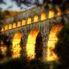 Pont du Gard Aqueduct - Provence, France