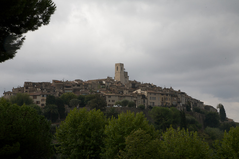 St Paul de Vence, is a charming hilltop village in Provence, south of France.