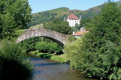 St-Étienne-de-Baïgorry - Pont Romain