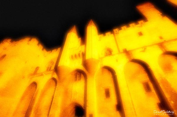 Palais des Papes #2 - Avignon, France