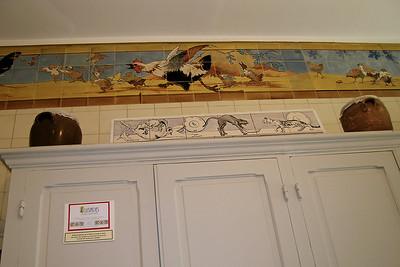Cambo-les-Bains - Villa Arnaga Wall Tiles