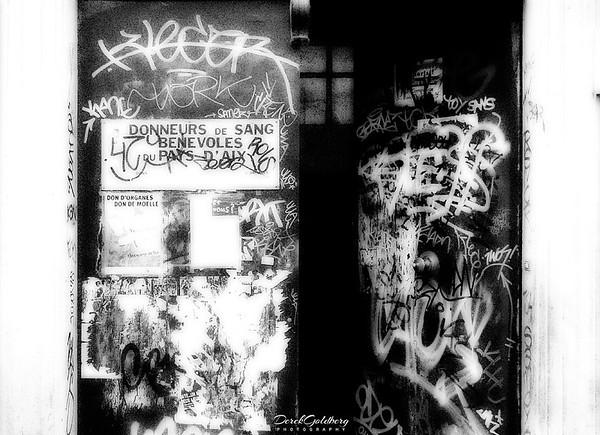 Graffiti #2 - Aix en Provence, France