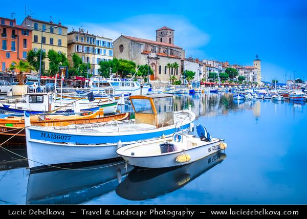 Europe - France - Provence-Alpes-Côte d'Azur Region - Parc Nati