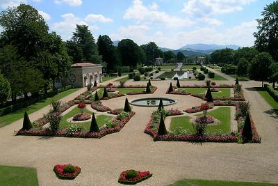 Cambo-les-Bains - Villa Arnaga's Garden