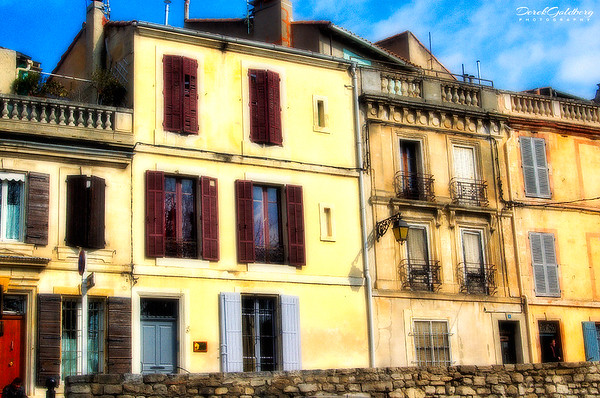 Avignon Street Scene #1 - Provence, France