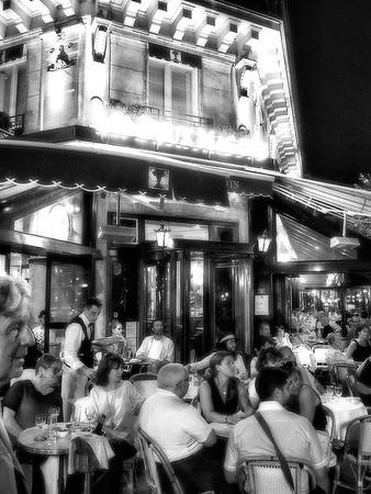 Paris Cafe #2a - Paris, France