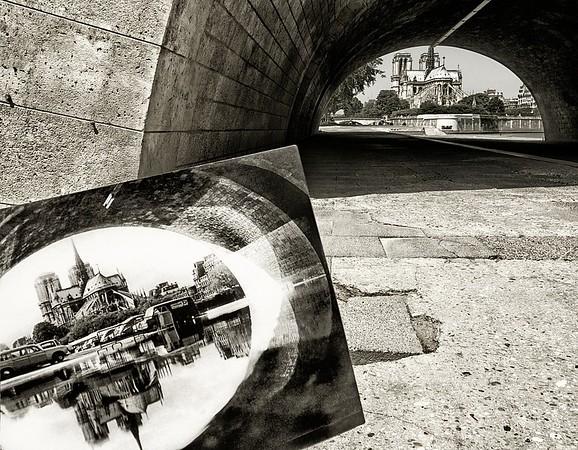 Notre Dame Double Take - Paris, France